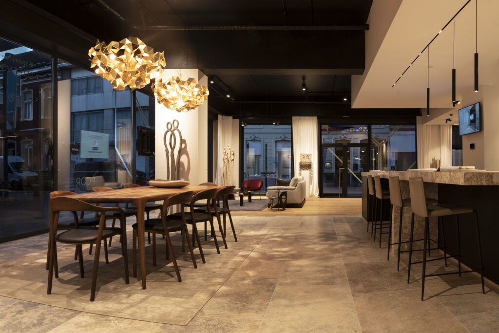 Interior Concept Store (ICOR) van Cartilles